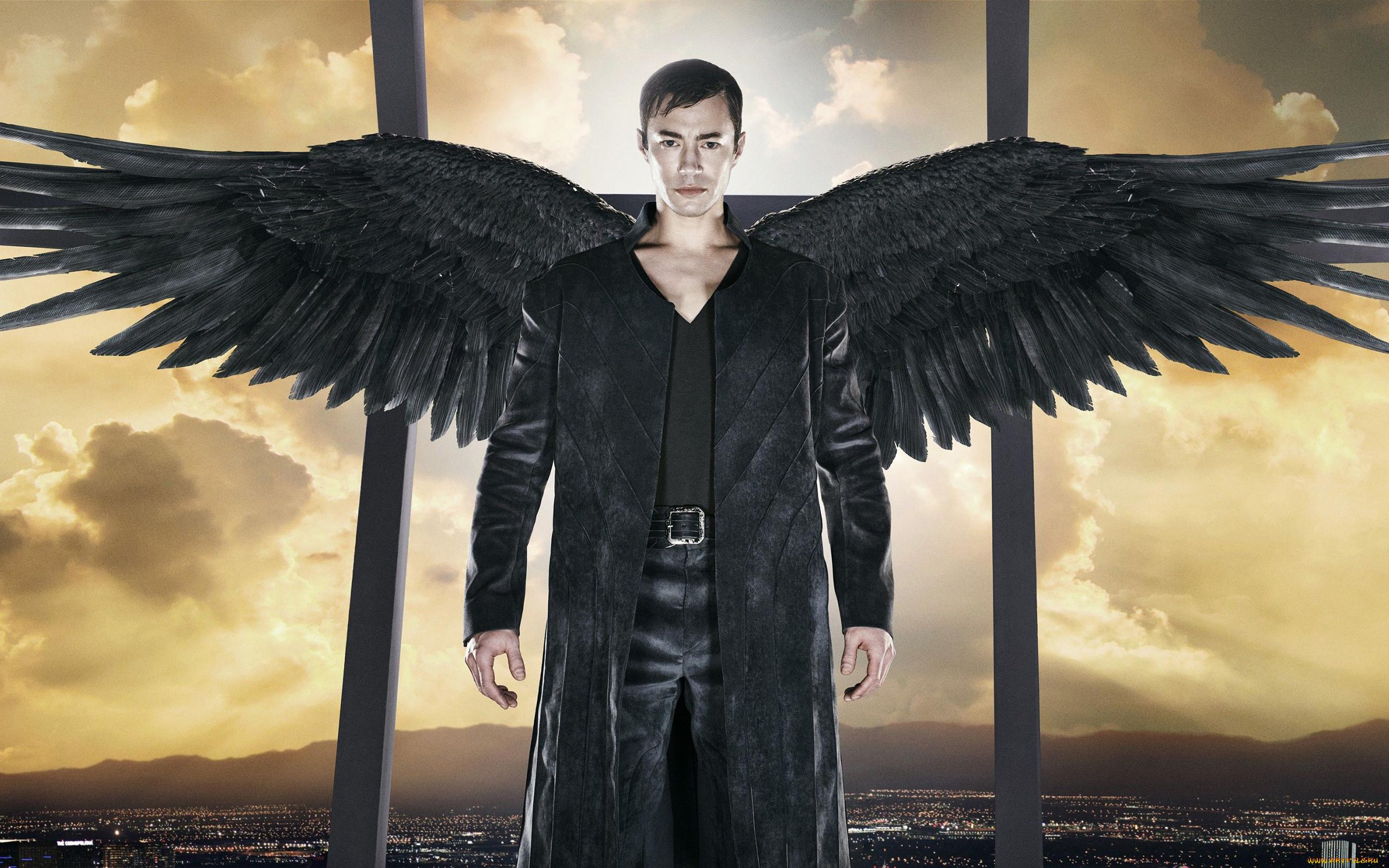 Фото архангела михаила для рабочего стола сражавшиеся
